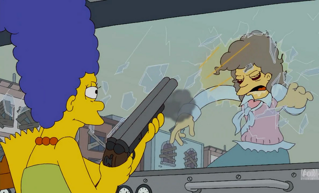 File:Marge Shoots Zombie Helen Lovejoy.PNG