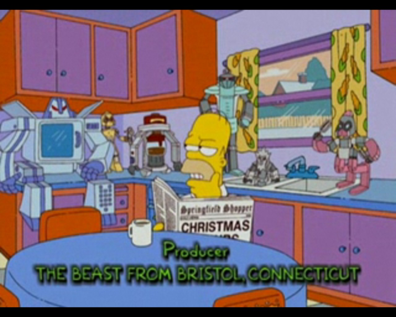 Kitchen Bots Simpsons Wiki Fandom Powered By Wikia