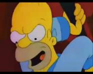 HomerPreparesToStrikeHisWeapon