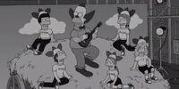 Krusty Klub Theme