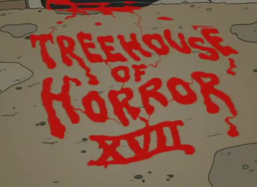 Image result for TREEHOUSE OF HORROR XVII