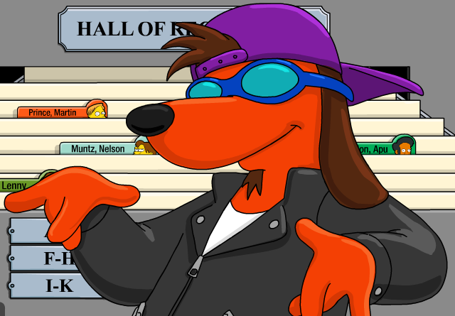 File:Poochy (Simpsons Official Site).PNG