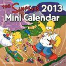 2013 Mini Calendar