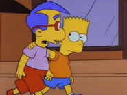 Bart's Friend Falls in Love 108