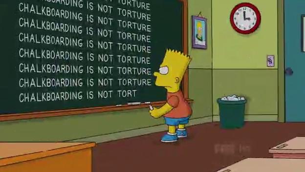 File:Bart Gets a Z Chalkboard Gag.JPG