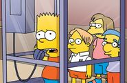Bart on the Road (Promo Picture)
