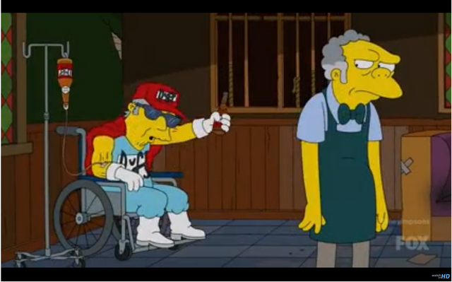 File:Duffman in Days of Future Future with Moe.png