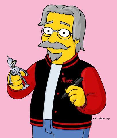 File:Matt with Bender.jpg