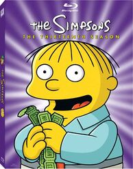 SimpsonsSeason13BluRay