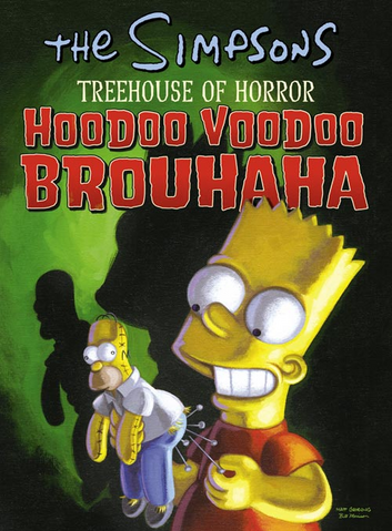 File:The Simpsons - Hoodoo Voodoo Brouhaha (Cover).png