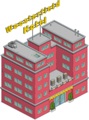 Woosterfield Hotel Tapped Out