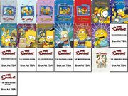 The Simpsons Complete Seasons