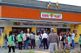 File:The Simpsons Movie Premiere Kwik-E-Mart taking over Seven Eleven.jpg