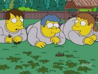 Wiggum poison oak