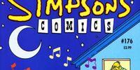 Simpsons Comics 176