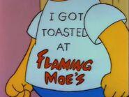 Flaming Moe's 55