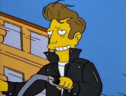 Skinner as a bad boy