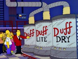 Duff lite & dry