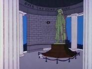 Mr. Lisa Goes to Washington 95