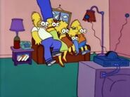 Eyeless Family Couch Gag