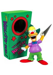 Simpsons bust ups 5 krusty