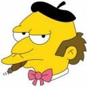 Pépé Bouvier (grand-père de Marge)