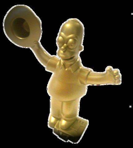 File:Gold Homer.png