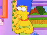 Marge two years younger in And Maggie Makes Three