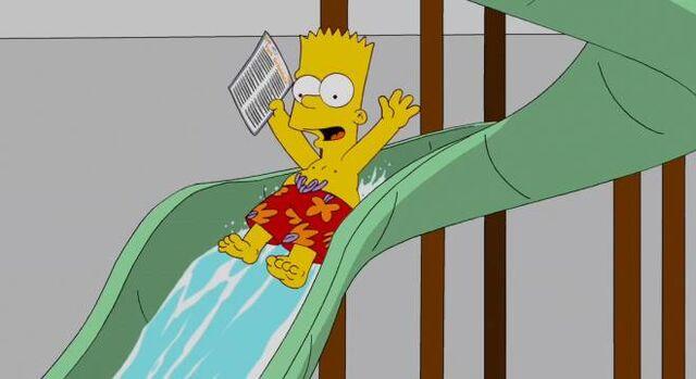 File:Sliding down the cruise ship water slide - slider.jpg