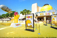 The Simpsons Movie Premiere