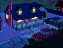 Lenny's house