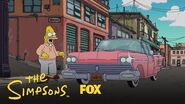 Grampa Simpson Has A Cuba-Gasm When He Sees An Old Car Season 28 Ep