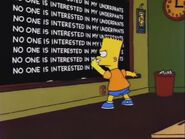 Lisa's Rival Chalkboard Gag