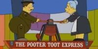The Pooter Toot Express