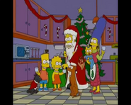 The Simpsons' Christmas Message -00015