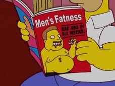 Men's Fatness