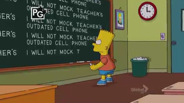 File:The Good, the Sad and the Drugly Chalkboard Gag.JPG