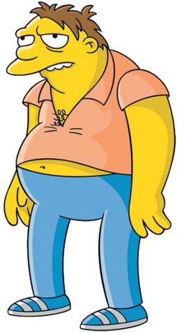 File:Barney Gumble - shading.png