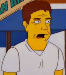 Dan Marino In The Simpsons