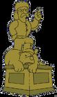 The Simpsons-Jebediah Springfield