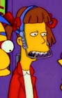 Milhouse's girlfriend