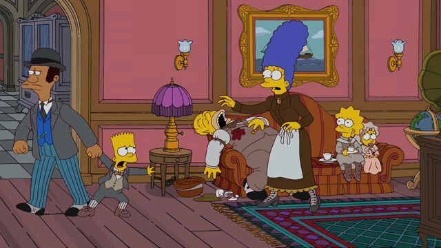 File:Politically Inept, with Homer Simpson Couch gag 3.JPG