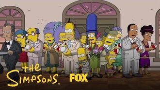 Mr. Burns' Party Turns Out To Be A Disappointment Season 28 Ep. 12 THE SIMPSONS