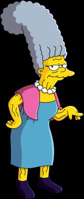 jacqueline bouvier simpsons -#main