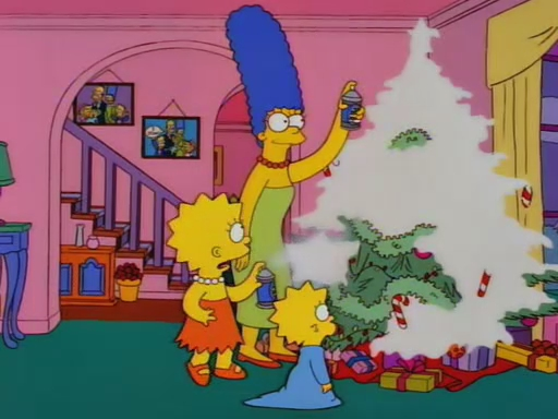 The Simpsons Christmas Episodes.25 Days Of Christmas Review The Simpsons Christmas Episodes
