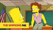 "THE SIMPSONS Firm But Pretty from ""Teenage Mutant Milk-Caused Hurdles"" ANIMATION on FOX"