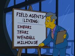 Field agents