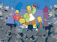 Itchy & Scratchy Land Trapped promo