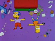 Bart's Friend Falls in Love 100