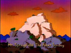 Mt. Springfield